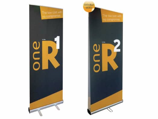 Trade Show - R1 & one R2 BannerStand - CoMotion.ca