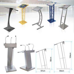 Pedestals