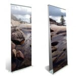SUPREME I Roll up Banner Stand - CoMotion.ca