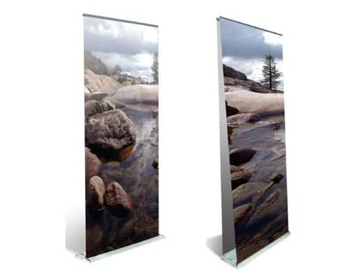 Supreme Roll up Banner Stand - Signage Services