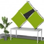 Xpression Table Tops Pop Up Display - CoMotion.ca