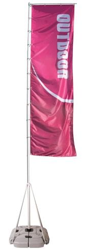 wind dancer flag