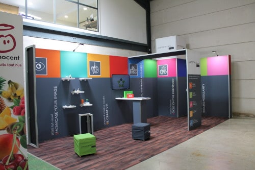 Trade Show Booth Vancouver : Display rentals vancouver bc canada